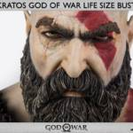 God of War Kratos Bust 013