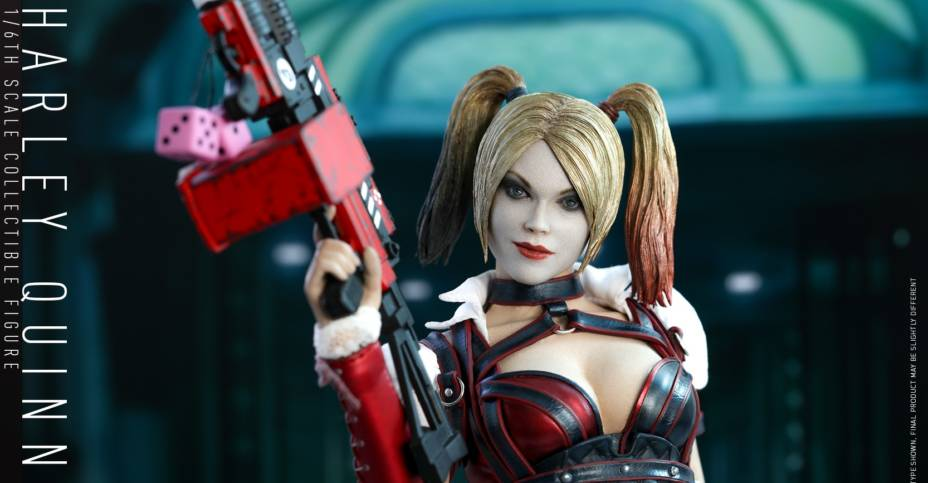 Hot Toys Arkham Knight Harley Quinn 007