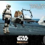 Hot Toys Scout Trooper and Bike 002
