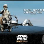 Hot Toys Scout Trooper and Bike 003