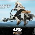 Hot Toys Scout Trooper and Bike 004