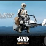 Hot Toys Scout Trooper and Bike 007