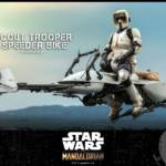 Hot Toys Scout Trooper and Bike 008
