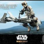 Hot Toys Scout Trooper and Bike 009