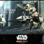 Hot Toys Scout Trooper and Bike 010