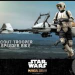Hot Toys Scout Trooper and Bike 011