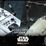Hot Toys Scout Trooper and Bike 013