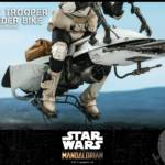 Hot Toys Scout Trooper and Bike 015