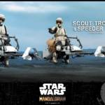 Hot Toys Scout Trooper and Bike 016