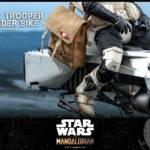 Hot Toys Scout Trooper and Bike 017