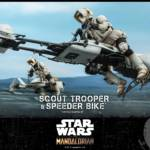 Hot Toys Scout Trooper and Bike 019