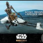 Hot Toys Scout Trooper and Bike 020