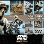 Hot Toys Scout Trooper and Bike 024