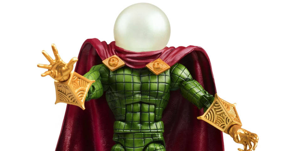 Marvel Legends retro Mysterio 001