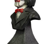 SAW Billy Puppet Mini Bust 002
