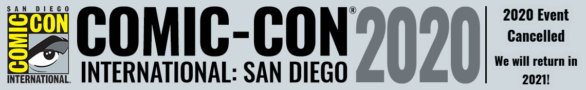 SDCC 2020 Cancelled