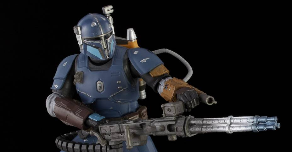 SW Black Series Heavy Infantry Mandalorian 003