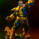 Sideshow Thanos Classic Statue 001