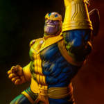 Sideshow Thanos Classic Statue 002