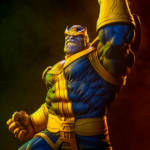 Sideshow Thanos Classic Statue 003