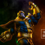 Sideshow Thanos Classic Statue 004