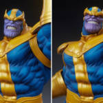 Sideshow Thanos Classic Statue 011