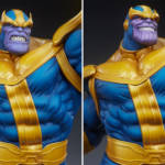 Sideshow Thanos Classic Statue 012