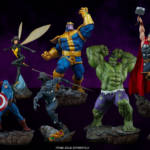 Sideshow Thanos Classic Statue 021