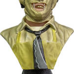 Texas Chainsaw Massacre Leatherface Mini Bust 001