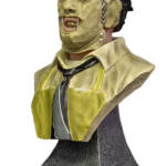 Texas Chainsaw Massacre Leatherface Mini Bust 002