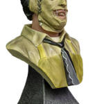 Texas Chainsaw Massacre Leatherface Mini Bust 003