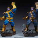 Thanos Modern and Classic Statues 001