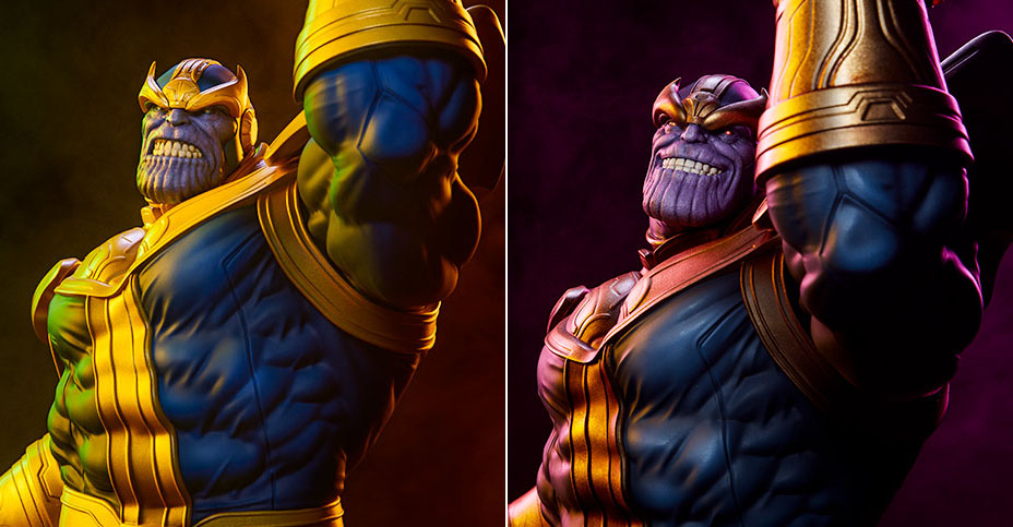 Thanos Modern and Classic Statues 002
