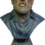 The Wolfman Mini Bust 001