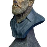 The Wolfman Mini Bust 002