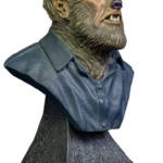 The Wolfman Mini Bust 003