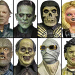 z Trick or Treat Mini Busts