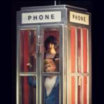 Bill and Ted Phone Booth Incendium 002