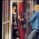 Bill and Ted Phone Booth Incendium 004