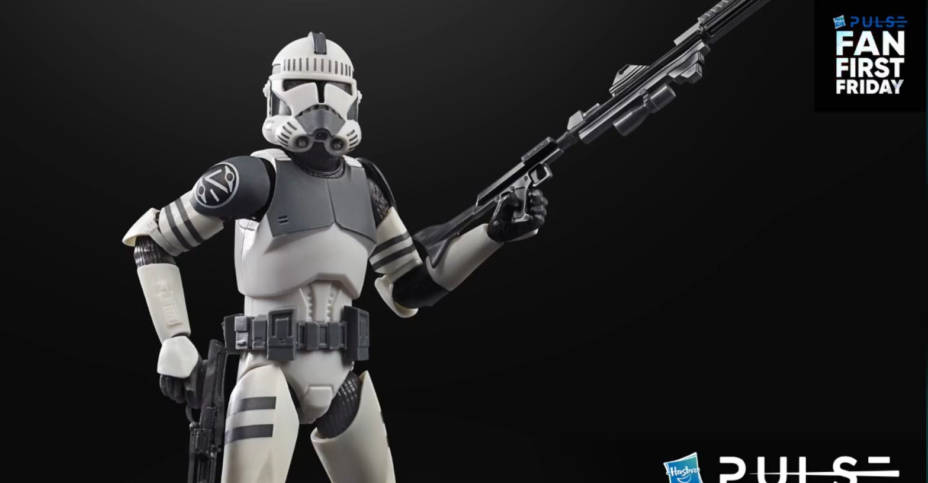Black Series Kamino Clone Trooper 002