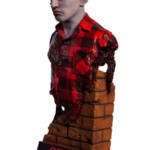 Dawn of the Dead Airport Zombie Bust 002