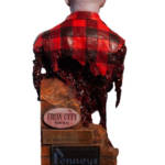 Dawn of the Dead Airport Zombie Bust 005