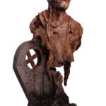 Fulci Zombie Poster Zombie Bust 001