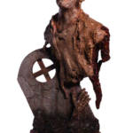 Fulci Zombie Poster Zombie Bust 002