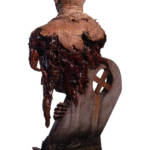 Fulci Zombie Poster Zombie Bust 005