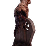 Fulci Zombie Poster Zombie Bust 007