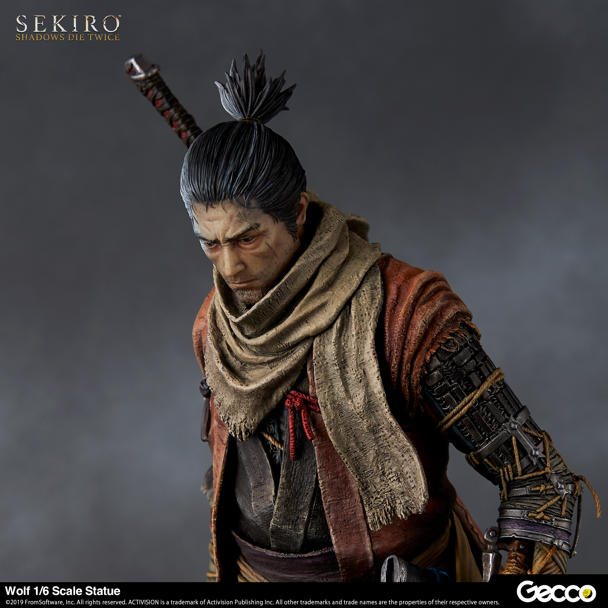 Sekiro Shadows Die Twice Wolf Statue By Gecco The Toyark News