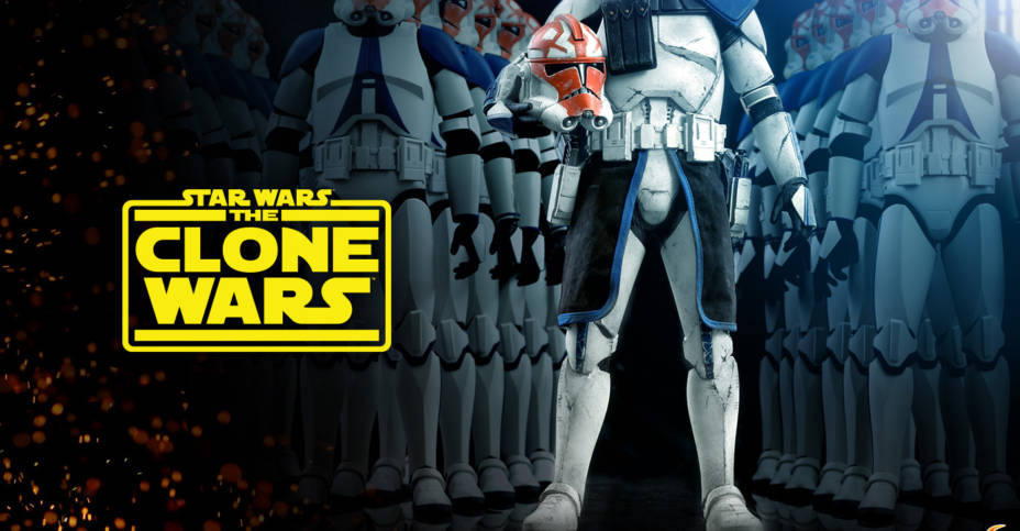 Hot Toys Clone Wars Preview