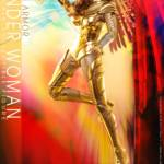 Hot Toys Wonder Woman 84 Golden Armor 001