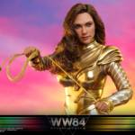 Hot Toys Wonder Woman 84 Golden Armor 005
